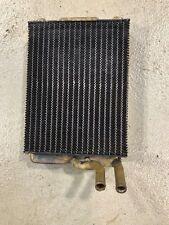 Volvo 740 heater core