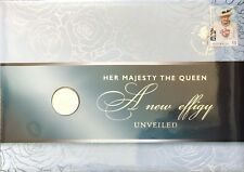 2018 Her Majesty the Queen A New Effigy Prestige PNC Coin Cover (Ballot) 76/150