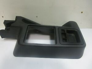 Jeep TJ Wrangler OEM Front Section Center Console SLATE Black 2001-2004 1789