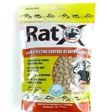1 Pound Rat Control Indoor Outdoor Nontoxic Rat Mouse Mice Safe Around Pets