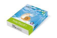 NAUTILUS Classic Premium Recycling 100000 Druckerpapier weiß 80g A4 Kopierpapier