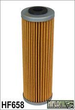 658 650 Filtro Olio Ktm QUAD SX 450 09-11 505 SX ATV 09-12