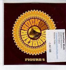 (BO567) Figure 5, Rock of Gibraltar - 2008 DJ CD