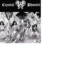 CRYSTAL PHOENIX: same BLACK WIDOW RECORDS Neu