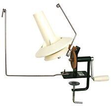 Stanwood Needlecraft:Large Metal Yarn/Fiber/Wool Ball Winder - 10 oz, Heavy Duty