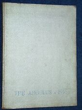 1935 GURNEE,IL The Angelus WARREN TOWNSHIP High School YEARBOOK/Annual + PHOTOS