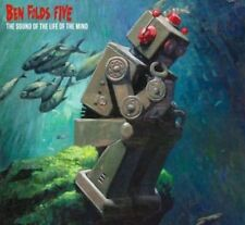 BEN FOLDS FIVE THE SOUND OF THE LIFE OF THE MIND 180GM 2 LP NEW