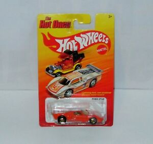 HotWheels Diecast  The Hot Ones - FORD GT40 - NEW - Sealed