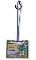 JBL Retino PREMIUM a maglia grossa 20 cm per acquario dolce o marino