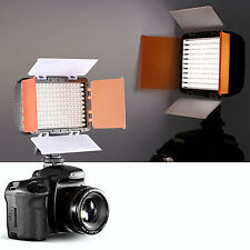 Neewer OE-160 5600K LED Barndoor On Camera Video Light for Canon Nikon Pentax
