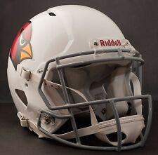 **GAMEDAY-AUTHENTICATED** Arizona Cardinals NFL Riddell Speed Football Helmet