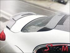 2015-2020 W205 C63 AMG Sedan R Style Carbon Fiber Trunk Spoiler Wing