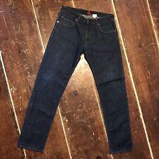 Dolce & Gabbana D&G Italy Jeans Mens 32x33 Regular Straight Leg Blue Euro 48