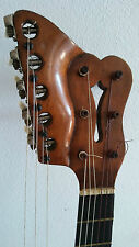 chitarra guitar vintage ITALIANA 11 corde Umberto dall'osso made in italy
