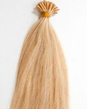 "I-Tip Pre-Bond Extensions Finest European Remy Hair 100 Strand 22"" Color #27/613"