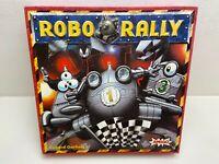 Robo Rally von Amigo Brettspiel Gesellschafts Familien Unpunched unbespielt