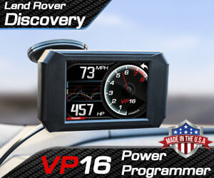 Volo Chip VP16 Power Programmer Performance Tuner for Land Rover Discovery
