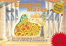 Very Good, Egyptian Mazes (Magic Mazes), Harrison, James, Book