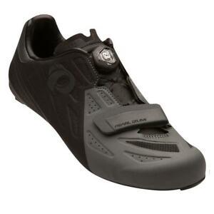 Pearl Izumi Elite Road V5 Road Bike Shoes - Black / Grey