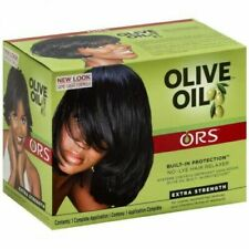 ORS Organic Root Stimulator Olive Oil No Lye Relaxer. Extra Strength