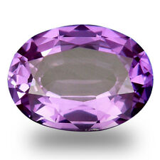 14.40 CT. IMPRESSIVE OVAL FACET PURPLE SAPPHIRE 17.1 x 12.8 MM