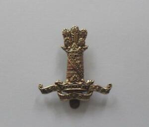 BRITISH ARMY CAP BADGE. THE 11th. HUSSARS.
