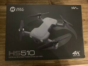 Holy Stone HS510 GPS RC Drone with 4K HD Camera Brushless Quadcopter  with Case