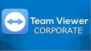 TeamViewer Corporate License 1 Year