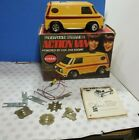 VINTAGE COX ACTION VAN  WITH ORIGINAL BOX Instructions  USED CONDITION