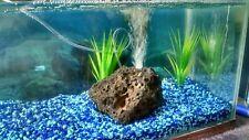 Fish Tank Aquarium Ornament Decor Natural Stone Air Bubble Stone Oxygen #12