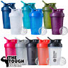 BLENDER BOTTLE Classic 20oz Shaker Cup - Various FULL colors. Simple, Powerful