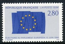 STAMP / TIMBRE FRANCE NEUF N° 2860 ** TABLEAU ART / ELECTIONS EUROPEENNES
