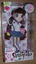 Shibajuku Girls Namika Doll Japanese Harajuku Fashion Madeleine Hunter 33 cm