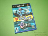 Crescent Suzuki Racing Superbikes & Super Sidecars PlayStation 2 PS2 Game -Midas