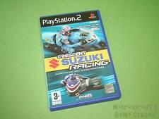 Crescent Suzuki RACING Superbikes & Super Sidecars PlayStation 2 PS2 Juego-Midas