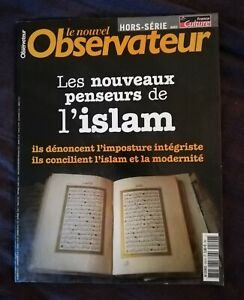 """""""Les nouveaux penseurs de l'Islam"""" Hors série Nouvel Observateur avril-mai 2004"""