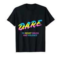 DARE 90s drugs tshirt shirt