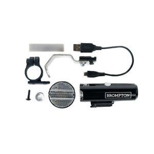 Brompton Bike Flashlight Cateye Volt400 Complete Set