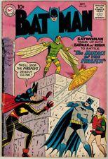 Batman 126 (1959) VG/F