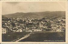Aus Nachlass von Opa: Gablonz Neisse vom Bartelberg 1912 Jablonec nad Nisou