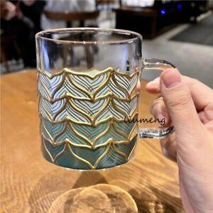 Mermaid Starbucks Cup   Mermaids  Gift for Best Friend  Mermaid Print  Mermaid Lover Cup  Mermaid Cup  Holographic Mermaid Scales