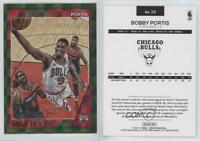 2016-17 Panini NBA Hoops Green #13 Bobby Portis Chicago Bulls Basketball Card