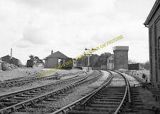 Hawkhurst Railway Station Photo. Cranbrook and Paddock Wood Line. SE&CR. (12)