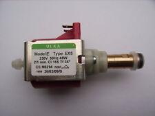 1 X 1 Ulka EX5 Pumpe für Saeco, Solis, Krups, Bosch, Siemens, Spidem,TREVI, uvm.