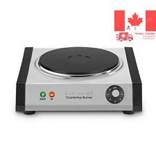 Cuisinart CB-30 Cast-Iron Single Burner Stainless Steel