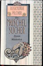 ROSAMUNDE PILCHER Die Muschelsucher (Roman zum Lachen + Weinen / Bestseller) HC