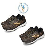 Brooks Ghost 12 New York City Marathon Black Gold Men Women Running Shoes Pick 1
