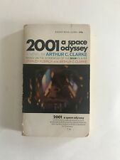 2001 a space odessey 1st printing !! Classic ~ Clarke/Kubrick ~ Movie photos !!