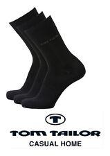Tom Tailor Socken 3er-pack schwarz 39-42 9003610042