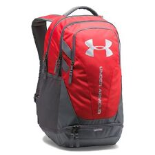 aca9452ba55f NWT Under Armour Hustle 3.0 Laptop Backpack Red